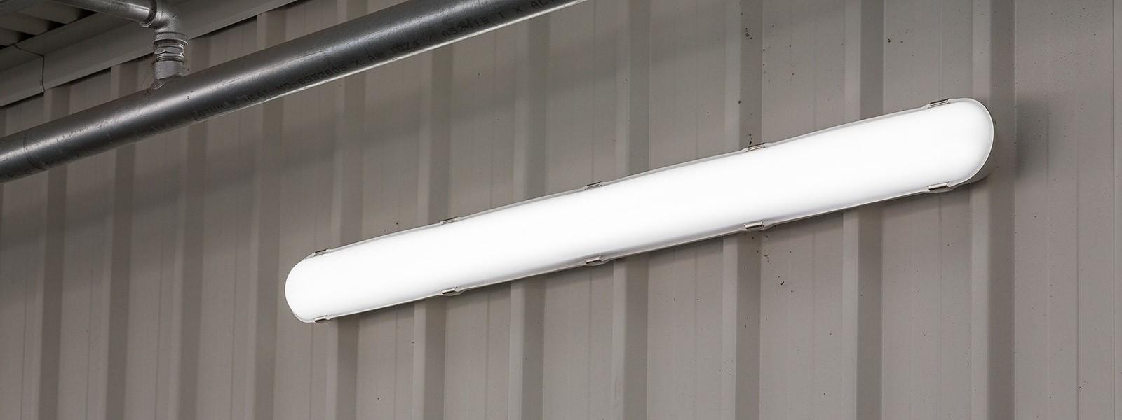 ROBUS energy saving luminaires