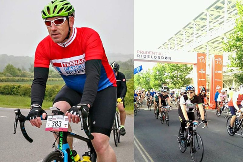 Update | London to Paris Cycle for Teenage Cancer Trust UK