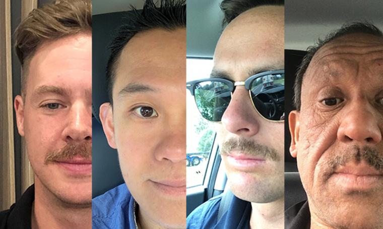NSW / ACT Team Movember Campaign 2018
