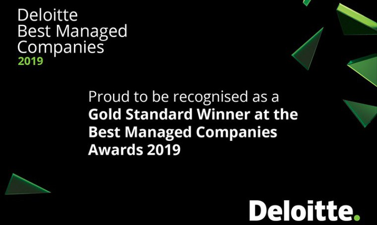 LED Group ROBUS announced as one of Ireland's Best Managed Companies!