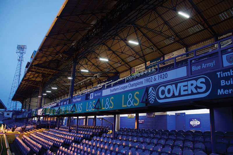 Portsmouth Football Club, United Kingdom | ROBUS