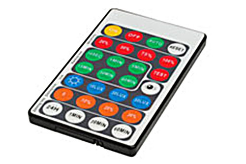 Remote control/programmer for PIR sensor | ROBUS