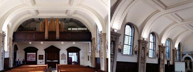 St. Joseph's Chapel, UK | ROBUS